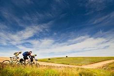 mountainbike sattel